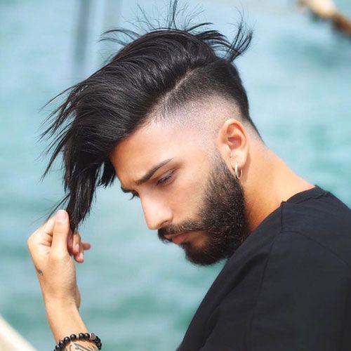 30 Best Side Swept Undercut Hairstyles For Men 2020 Styles In 2020 Long Hair Styles Men Undercut Hairstyles Mens Hairstyles Undercut