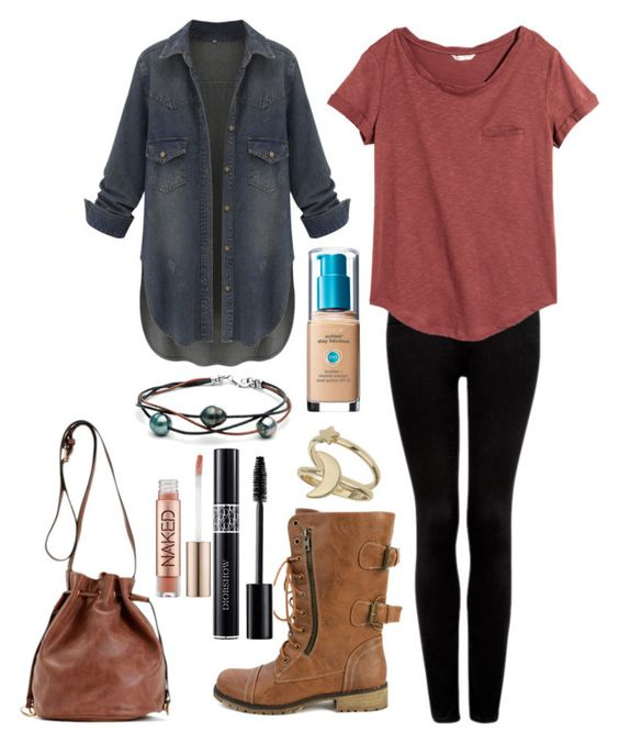 Teen Wolf- Scott Mccall Inspired Outfit by lili-c on Polyvore featuring polyvore, fashion, style, H&M, Forever New, Miss Selfridge and Urban Decay