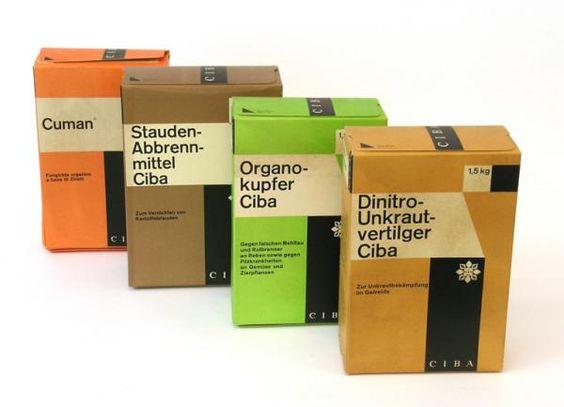 Cuman, Stauden-Abbrennmittel, Organokupfer, Dinitro-Unkrautvertilger-Verpackung