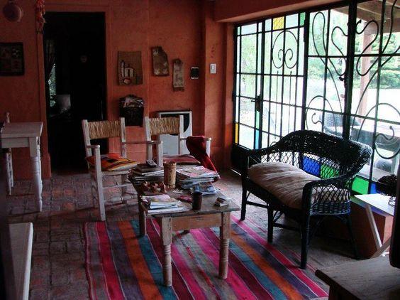 Casa de campo san antonio de areco argentina - Decoracion de casas de campo ...