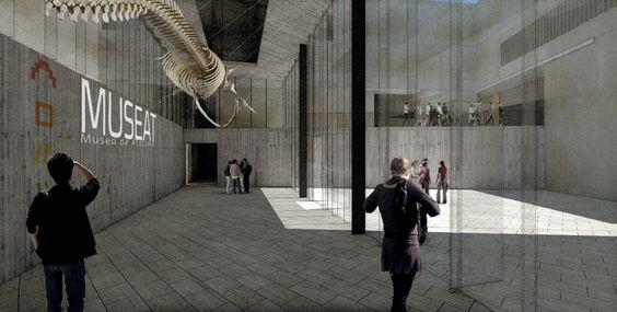 Galería - Propuesta para el Museo Regional de Atacama / David Rodriguez Arquitectos + Combeau & De Iruarrizaga Arquitectos - 7