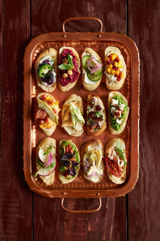 60 delicious holiday appetizers your guests will love for Different ideas for xmas dinner