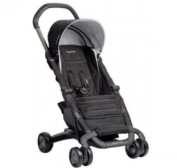 Nuna Pepp - the compact, lightweight stroller | Compact, Strollers ...