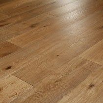 Smoked and Oiled Oak 15 x 189mm Click Engineered Wood Flooring - Crown