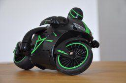 Metakoo RC Voiture Moto de Haute Vitesse Commande à Distance Hors Route Échelle 1:18 2.4 GHz 20km/h