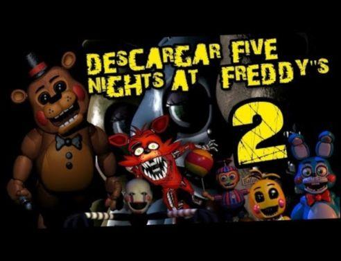 Descargar Five Nights At Freddy S 2 Hackeado Five Nights At Freddy S Download Hacks Freddy 2