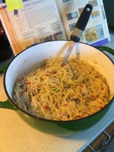 Foodie Friday: Chicken Spaghetti