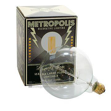 Large Globe Decorative Light Bulb | Home, Vintage and The o'jays