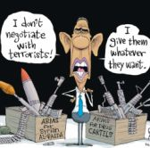 Why Obama Refuses to support anti-Islamist, Secular Moslems