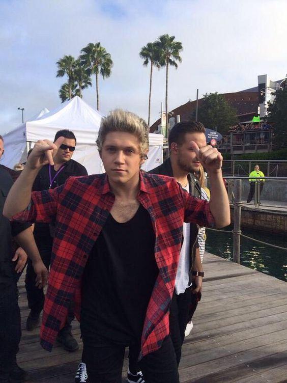 One Direction Universal Studios November 17, 2014