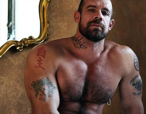 gaybears_Muscle bear, Gay and Muscle on Pinterest