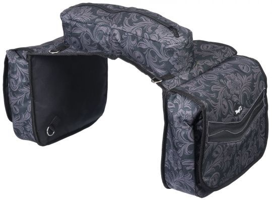 Elite Insulated Western Saddle Trail Bags 3 Prints To Choose From Saddle Bags Horse Saddle Bags Printed Leather