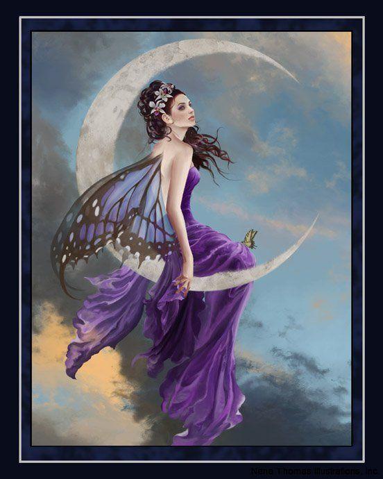 Moon Amethyst, Print 8