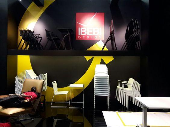 IBEBI at #Orgatec2016 in #Cologne #design #ibebi Stand P049, hall 10.2 #furniture
