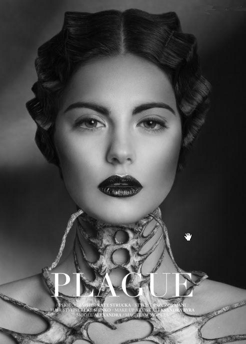 Plague - Factice Magazine #17