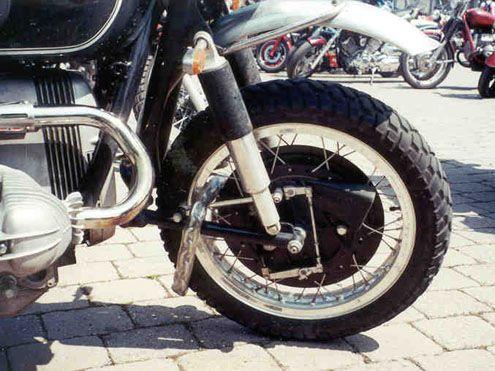 Munch brake