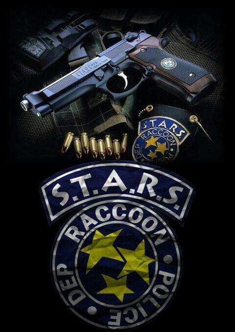 S T A R S Resident Evil R P D Residentevil Resident Evil Tattoo Resident Evil Game Resident Evil