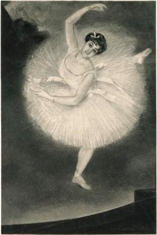 Carlotta Zambelli, prima ballerina del Balletto dell'Opera di Parigi