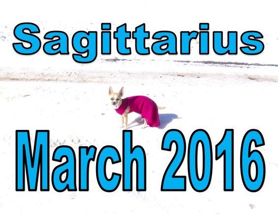 Sagittarius Astrology & Tarot Divination reading for March 2016
