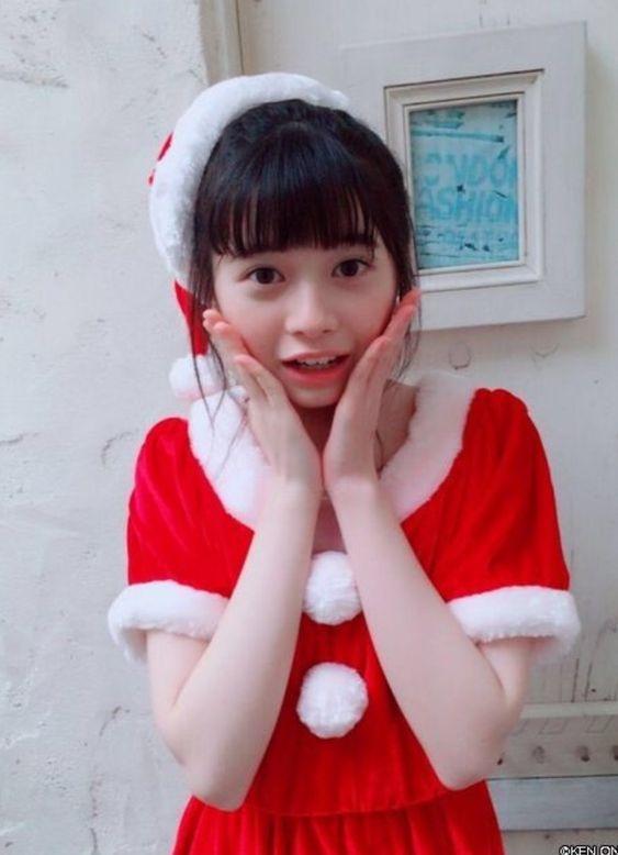 桜田ひよりのサンタ
