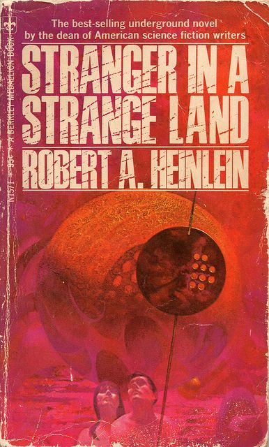 Stranger in a strange land essay topics 10 points?