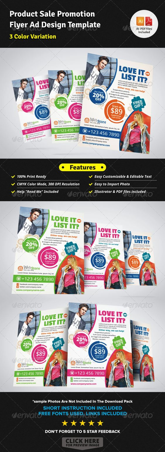product promotion flyer ad template cleanses opening product promotion flyer ad template graphicriver product flyer ad template creative clean