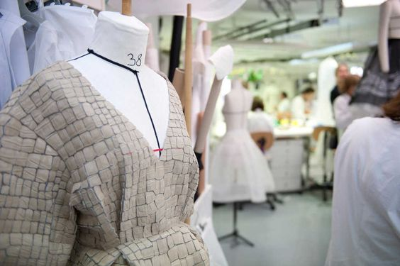 dior couture atelier
