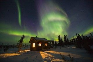 I have seen the northern lights 3 times. check it.