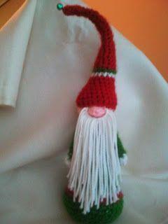 Patrón gratis amigurumi de adorno en forma de arbol de navidad ... | 320x240