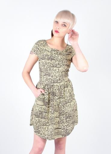 BellJar Something Else Static Dress