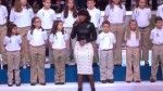 Jennifer Hudson & Sandy Hook Chorus