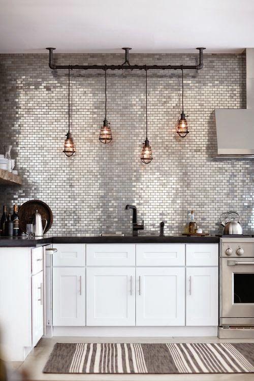 + de 30 cocinas modernas pequeñas llenas de inspiración: