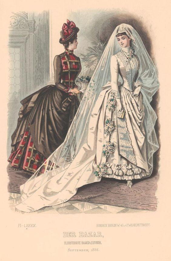 Der Bazar 1886