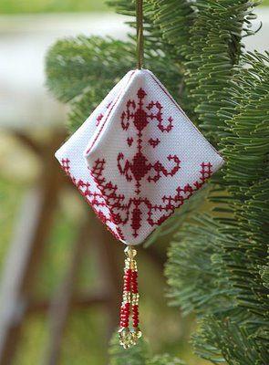 Weihnachtsbaumanhänger...