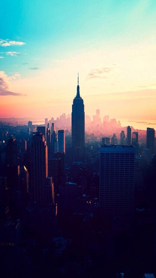 Best Iphone 6 4k Wallpaper Wallpapergenk City Empire State Of