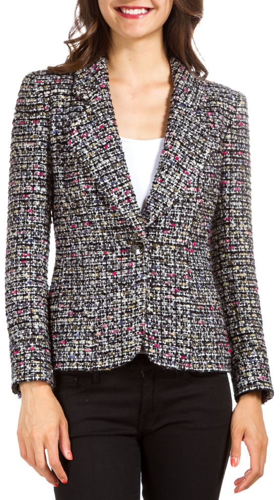 Chanel Jacket @Michelle Coleman-HERS