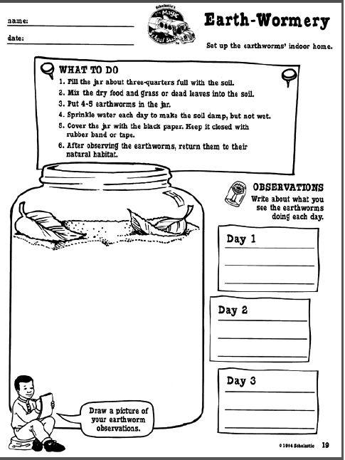 The Name Jar book activity