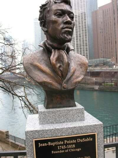 Founder of chicago