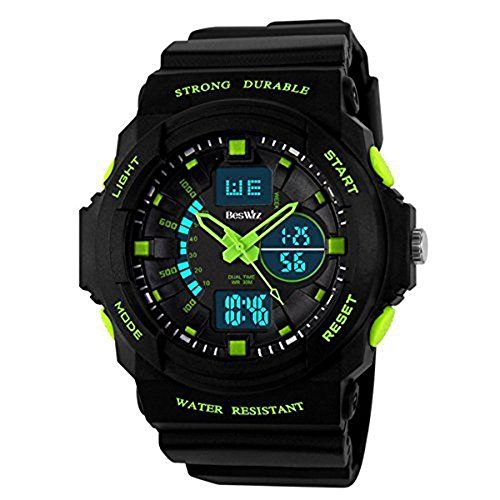 DAYAN Männer Frauen Multifunktions-Sport Coole Uhr LED Analog Digital Wasserdicht Alarm - http://kameras-kaufen.de/dayan/dayan-maenner-frauen-multifunktions-sport-coole