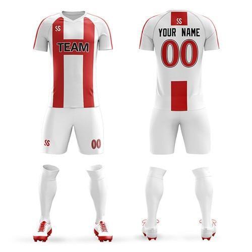 2019 2020 Arsenal Away Yellow Kids Youth Soccer Uniform With Socks Youth Soccer Soccer Uniforms Soccer
