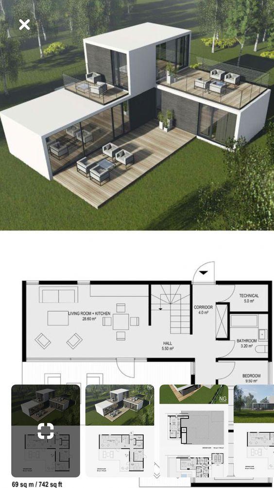 Conteiner house #Remodelacion