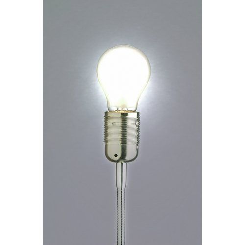 Flexlight 1 Light Wall Spotlight Top Light Heads Edison E27 75w