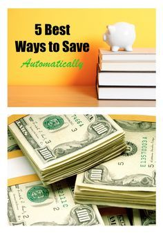 We all know saving is a very important practice, yet many of us find that at the end of the month, this task is much harder than it seems at first. Life throws all kinds of twists and turns at us, and it is important to be prepared for what we are faced with. And ultimately, having a good amount of savings will make your life a lot easier when unexpected expenses pop up out of nowhere! Here are my top 5 ways to save automatically...