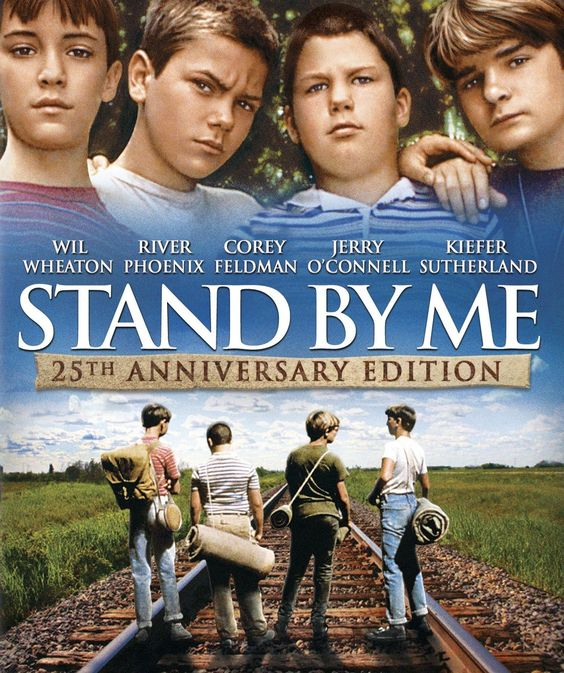 10 Things You Didn T Know About The Stand By Me Film Stand By Me Film Stand By Me Good Movies