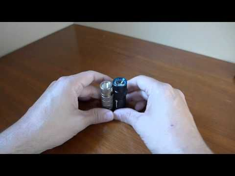 Everyday Commentary: Olight S1 Baton Review
