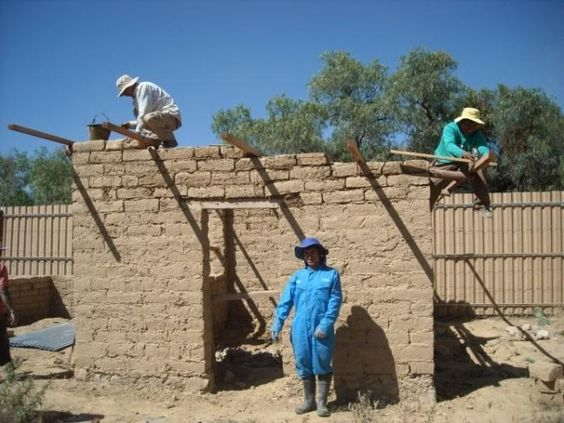 Our demonstration and training center to train rural Bolivian farmers on best practices for water use and agriculture is progressing rapidly.