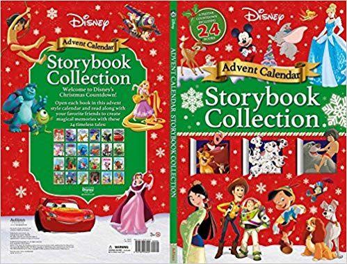 Amazon Com Disney Storybook Collection Advent Calendar