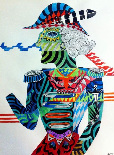 Artist, Adrienne Price.