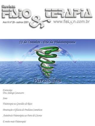 Edição 29 da Revista NovaFisio. Tudo sobre Fisioterapia.
