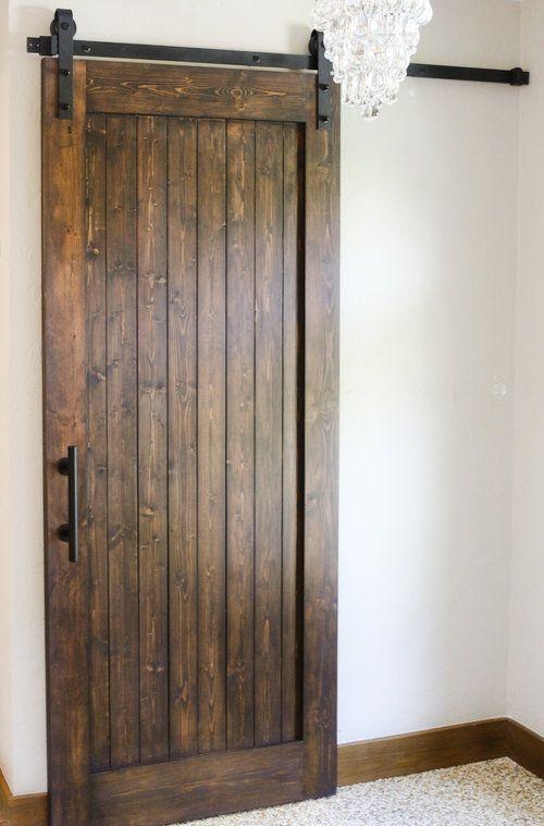 Perfect Interior Barn Doors Sliding 23 In 2020 Barn Style Doors Bypass Barn Door Barn Doors Sliding